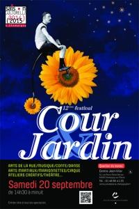 festival Cour et Jardin